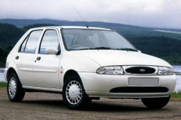 Ford Fiesta IV (JAS) Hatchback