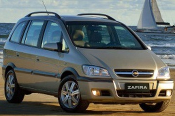Chevrolet Zafira A Facelift MPV