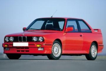 BMW M3 E30 Купе