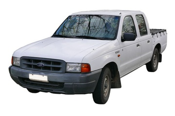 Ford Courier UN Pickup