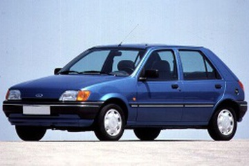 Ford Fiesta III Hatchback
