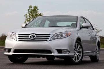 Toyota Avalon III Facelift Седан