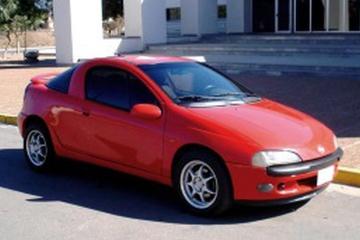 Chevrolet Tigra Купе