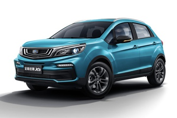 Geely Vision X3 SUV