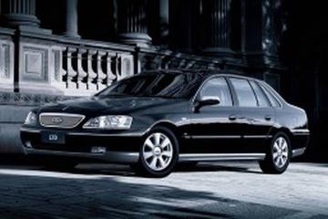 Ford LTD BF Седан