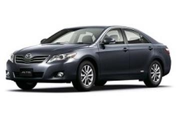 Daihatsu Altis SXV40 Facelift Седан