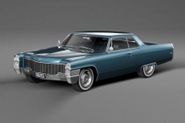 Cadillac Eldorado C-body V Купе