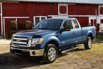 Ford Lobo XII Pickup Extended Cab