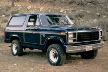Ford Bronco III SUV