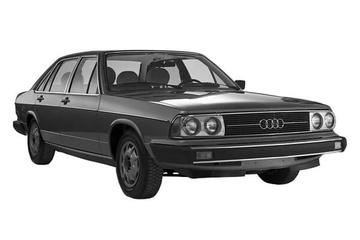 Audi 5000 C2 Седан