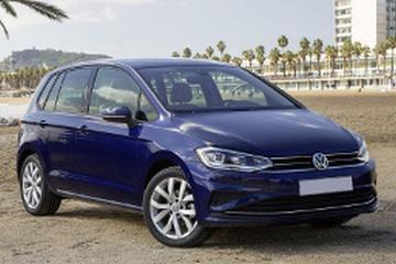 FAW Volkswagen Golf Sportsvan Facelift Hatchback