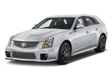 Cadillac CTS-V GM Sigma II Универсал