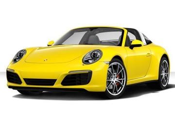 Porsche 911 IX (992) Targa