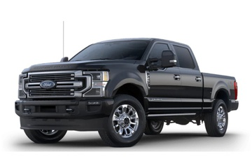 Ford F-250 IV (P558) Super Duty Facelift Pickup Crew Cab