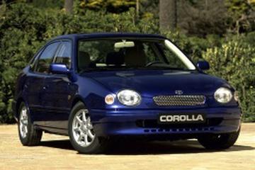 Toyota Corolla VIII (E110) Hatchback
