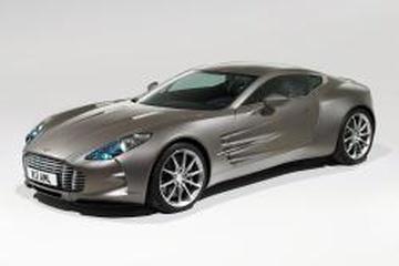 Aston Martin One-77 VH Купе
