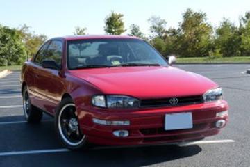 Toyota Camry III (XV10) Купе