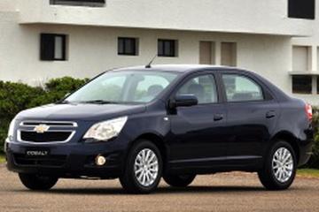 Chevrolet Cobalt II (T250) Седан