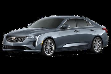 Cadillac CT4 GM Alpha 2 Седан