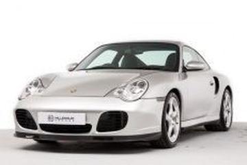 Porsche 911 VI (996) Купе