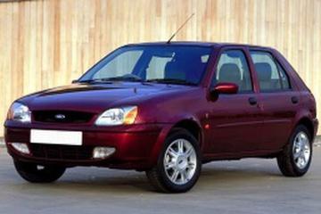 Ford Fiesta IV Facelift (JAS) Hatchback
