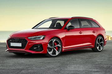 Audi RS4 B9 Facelift Avant