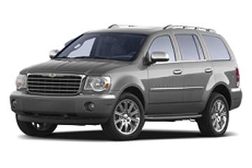 Chrysler Aspen WK Closed Off-Road Vehicle