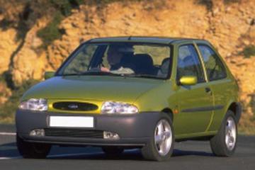 Ford Fiesta IV (JBS) Hatchback