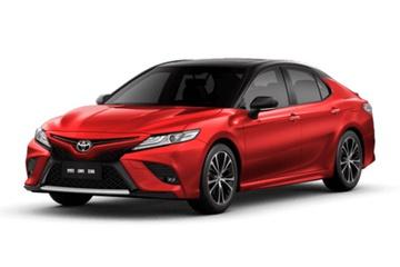 GAC Toyota Camry XV70 Седан