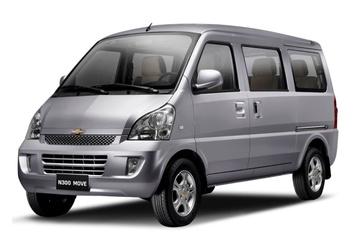 Chevrolet Move MPV