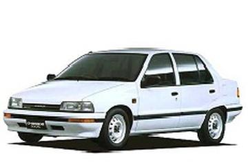 Daihatsu Charade G100 Седан