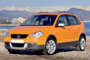 Volkswagen CrossPolo 9N Hatchback