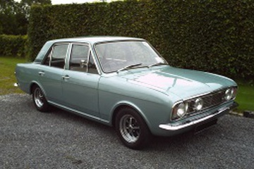 Ford Cortina Mark II Седан