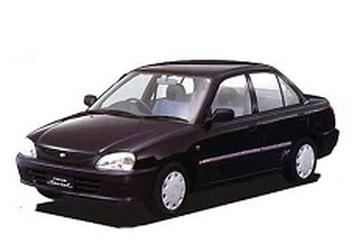 Daihatsu Charade G200 Седан