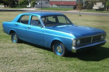 Ford Falcon XY Седан