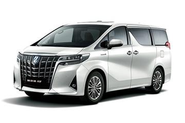 GAC Toyota Alphard
