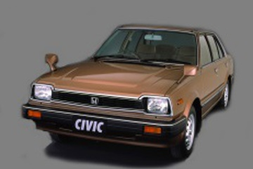 Honda Civic SL/SS/SR/ST/VC/WD Седан