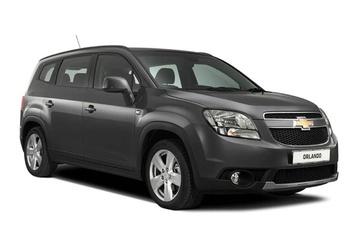 Chevrolet Orlando I MPV