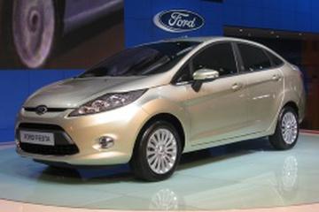 Ford Fiesta VI Седан