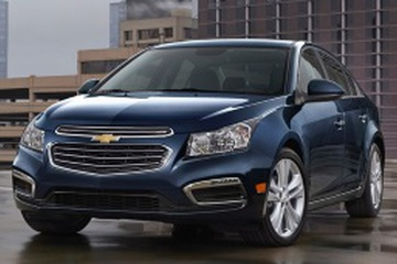 Chevrolet Cruze Limited Седан