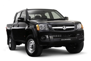 Holden Colorado RC Pickup Double Cab