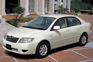Toyota Corolla IX (E120) Facelift Седан