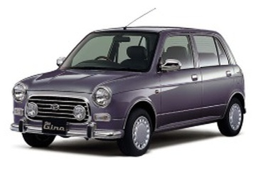 Daihatsu Mira Gino 1000 Hatchback