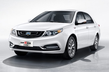 Geely Vision FC2 Facelift Седан