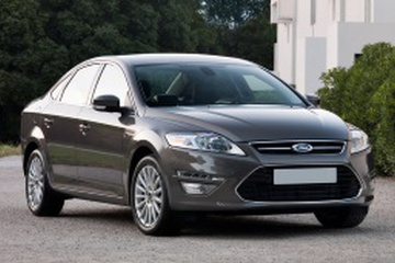 Ford Mondeo MK4 Facelift Седан