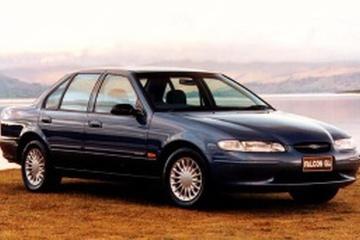 Ford Falcon EL Седан