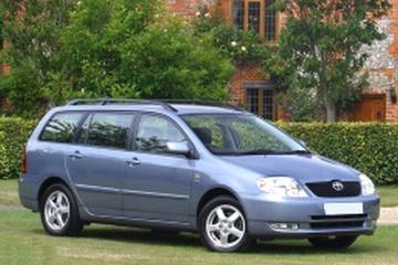 Toyota Corolla IX (E120, E130) Универсал
