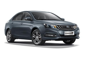 Geely Emgrand 7 Facelift (FE-3) Седан