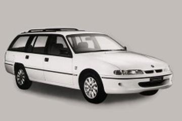 Holden Commodore II (VR) Универсал