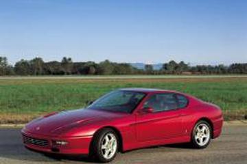 Ferrari 456 I (456) Купе